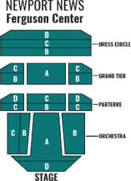 Ferguson Center Seating Chart Related Keywords Suggestions