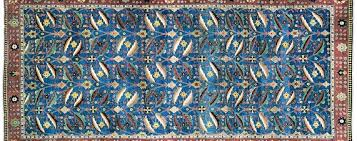 9 6 million this carpet from southeast iran set a rug record at christie s