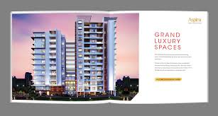 apartment brochure design. Brochure Design For Aspira - Spread 1 Apartment