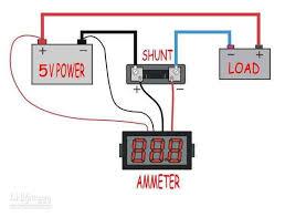 ks5135 digital dc ammeter head dc ammeter 0 50a in pakistan hall Dc Ammeter Shunt Wiring Diagram image result for ks5135 amp meter with shunt dc ammeter wiring diagram