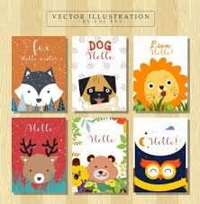 book cover templates cute s icons decor