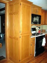 unfinished kitchen pantry cabinet oak kitchen pantry cabinets throughout cabinet prepare unfinished wood kitchen pantry cabinets