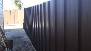 how to build sheet metal fence.  How On How To Build Sheet Metal Fence O