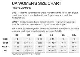 Under Armour Sweater Size Chart Image Result For Under Armour Womens T Shirt Size Chart