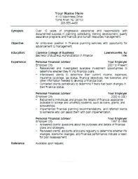 Professional Resume Template Examples Lovely Unique Job Cv Finance ...
