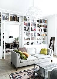 Modern home library design Wall Mount Small Home Library Design Ideas Stylish White Chukanova Small Home Library Design Ideas Stylish White Chukanova