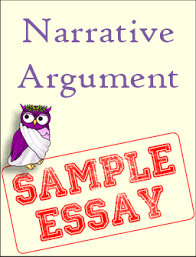 sample narrative argument excelsior college owl narrative argument thumbnail