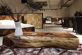 woodslab tv table