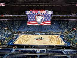 Smoothie King Center Basketball Seating Chart Smoothie King Center New Orleans Pelicans Stadium Journey