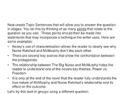 lens essay template Critical essay format