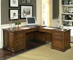 office desk pictures. Computer Desk Solid Wood Real Modern Office Cape Town L Shaped Pictures