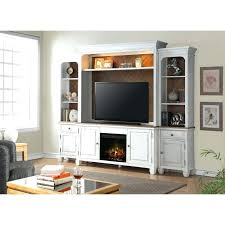 white entertainment center white 4 piece classic fireplace entertainment center white entertainment center with glass doors