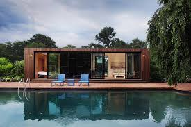 Modern Prefab Cabin Superdrafts Roundup Of Prefabricated Architecture