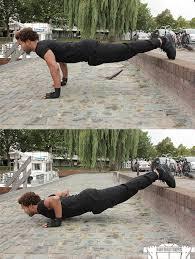 calisthenics workout decline push up