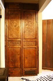 ideas for old closet doors