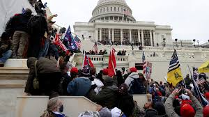 List: North Carolina Residents Who Were Arrested At The Capitol ...