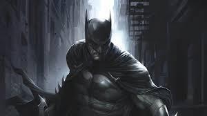 Wallpaper 4k Batman Art 2020 Batman 4k ...