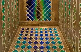 color changing bathroom tiles. Brilliant Heat Sensitive Bathroom Tiles Inside This Shower Tile Changes Color Depending On The Temperature Of Changing