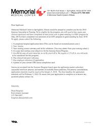 Cover Letter Cover Letters Nursing Cover Letters Nursing Students