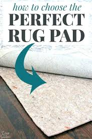 thick rug pad thick rug pad if your area rug slips and slides around you need thick rug pad