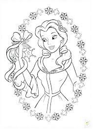 Free Princess Printables Princess Coloring Pages Online Free