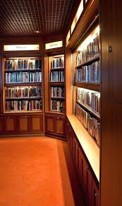 library lighting. Home Library Lighting. Bookcase Lighting Awesome Fixtures Aluminum Led Light Bar Fixture O Shape