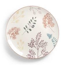 <b>4 мелких</b> тарелки, erbal набивной рисунок <b>La Redoute</b> Interieurs ...