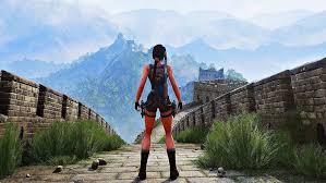 Tomb Raider: The Dagger of Xian DEMO - Remake pc-ის სურათის შედეგი