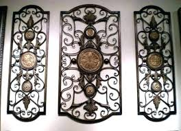 mediterranean wall art wall art decor 3 piece iron with glass medallions outdoor style mediterranean canvas on mediterranean canvas wall art with mediterranean wall art wall art decor 3 piece iron with glass