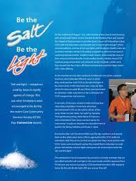 Salt And Light Volunteer Trinitarian Magazine Issue 3 2009 By Trinity Christian
