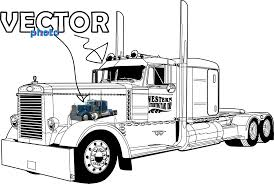 better tanker truck coloring pages promising s 3032 unknown within semi