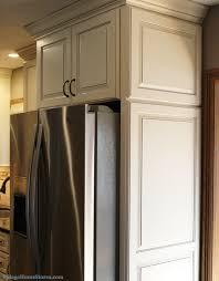 refrigerator end panel villagehomes com