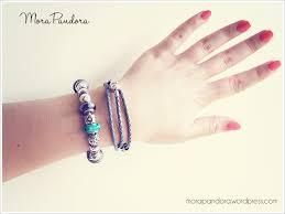 pandora leather bracelet review 3 b mark