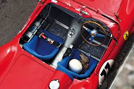One of them was also awarded in may 2009 at a price of 9,020,000 euros, an absolute record! Ferrari 250 Testa Rossa Refined To Perfection Classic Sports Car