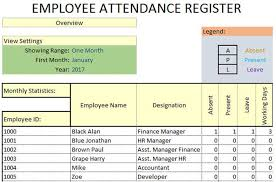 attendance spreadsheet excel daily employee attendance sheet in excel template analysis template