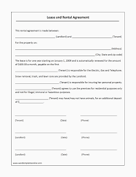 Free Printable Lease Agreement For Renting A House Vrbo Rental Agreement Lovely Free Printable Rental Lease Application