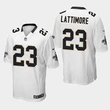 Store Nfl Jersey Lattimore Jersey Marshon Orleans Saints New Fan