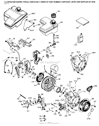 Tecumseh ohh50 68104d parts diagrams