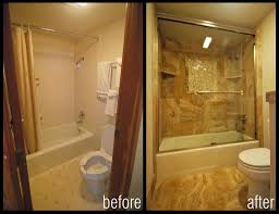 Small Bathroom Remodels Remodel Ideas Before And After Andrea - Remodeled bathrooms before and after