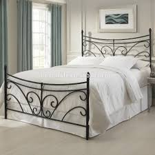 New Style Bedroom Bed Design Brucall