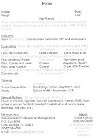 Sample Cosmetology Resumes Cosmetology Resume Examples Superb Sample