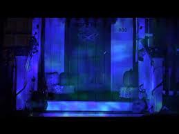 halloween outdoor lighting. fire u0026 ice outdoor blue water led light spirit halloween lighting