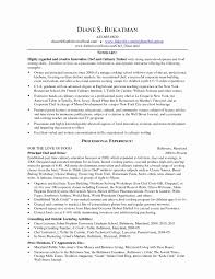 Chef Resume Template Best Of Resume Personal Skills Chef Resume Chef ...