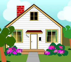 New Home Cartoon Images New Home Clipart Clipart Kid House Clipart Cartoon