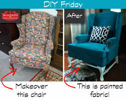 amazing painting fabric furniture d i y friday painted mc aleer office with chalk paint annie sloan latex
