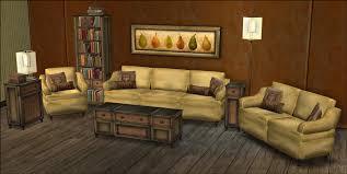 Mod The Sims - Amelia Living Room Set
