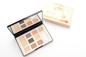 sephora eyeshadow palette review