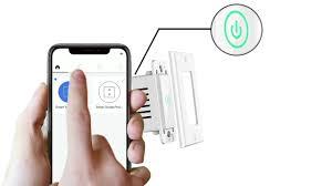 Meross Smart Wifi Wall Light Switch No Hub Needed Upgrade Version Meross Smart Light Switch Wi