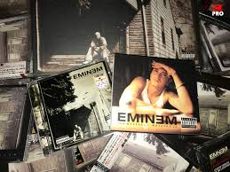 The Marshall Mathers Lp Is One Of The Biggest Selling Albums