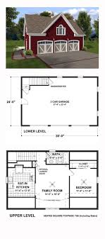 apartments garage plans with apartment on top Best Garage